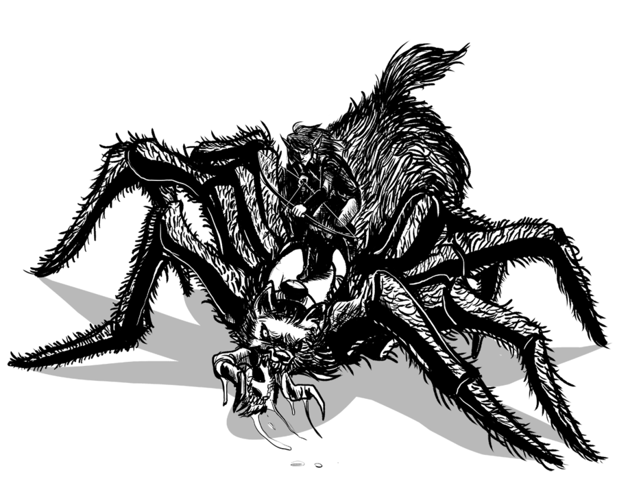 wolf_spider_and_rider_by_doodlemoogle-d8kaudu.png