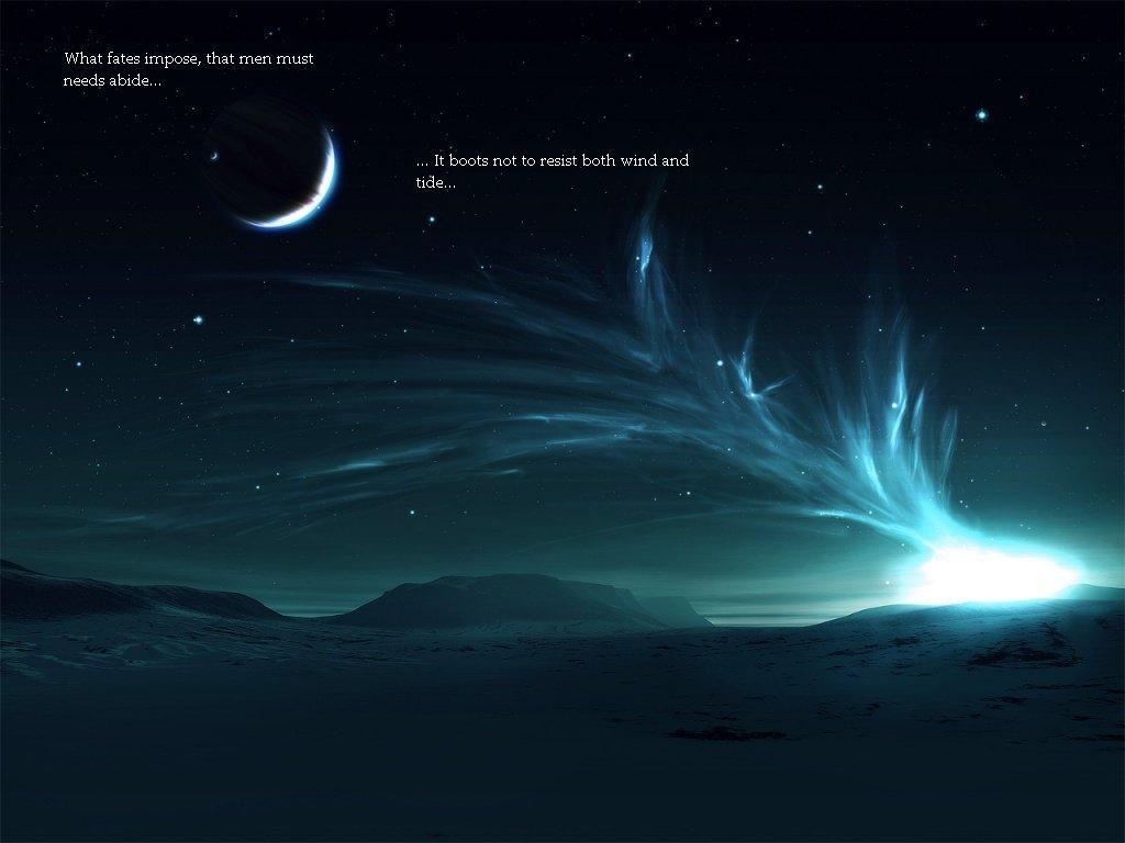 Night skyb
