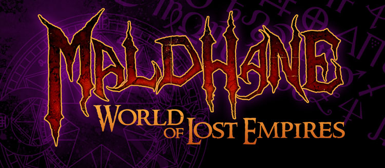 Maldhane logo banner