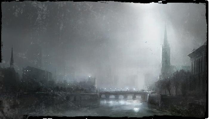 Enter the City...