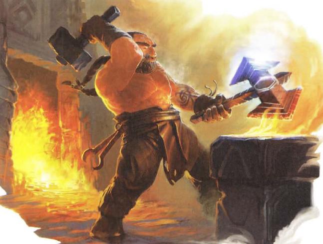 Dwarf | Eberron 5e | Obsidian Portal