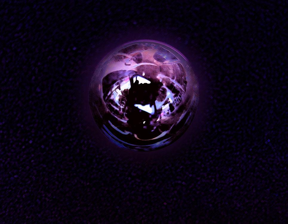 Deep dark gem by chocban