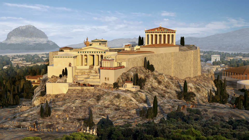 3.acropolis 3d reconstruction 2017
