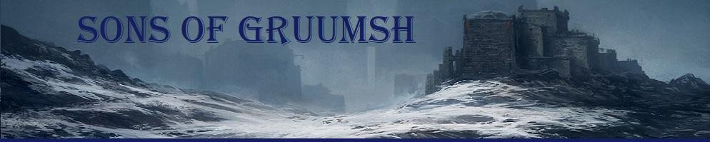 Gruumsh banner 04