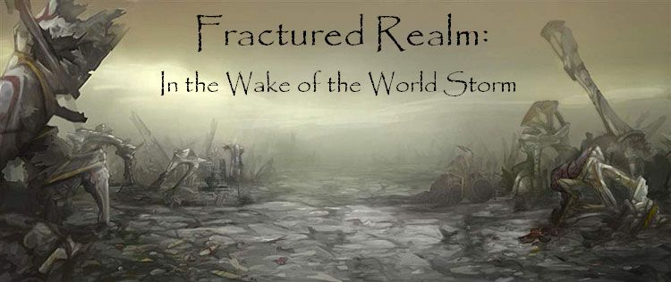 Fractured realm