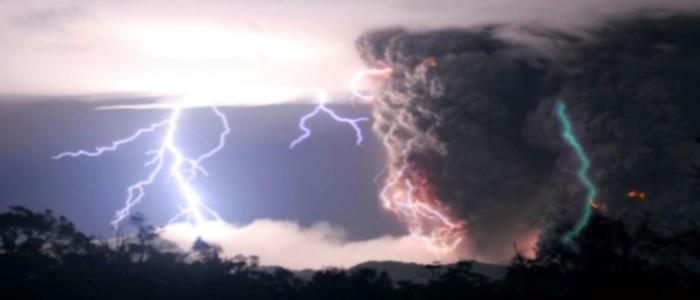 Volcanostorm