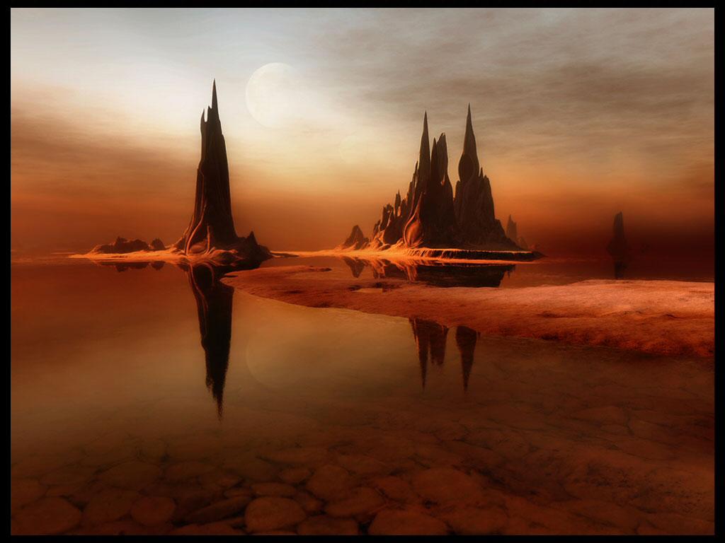 3d landscapes terragen01