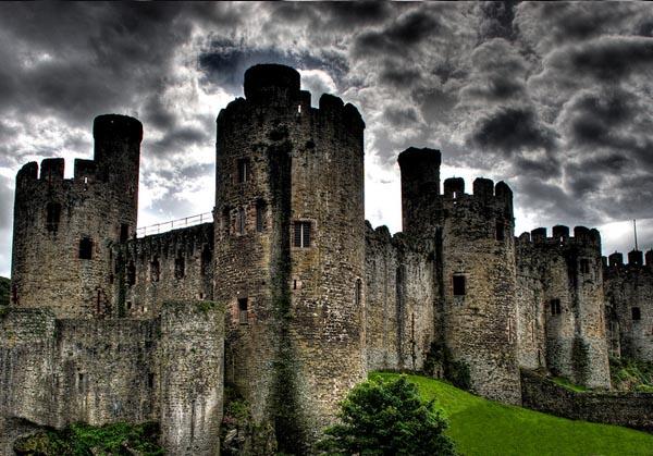 Wales castle header