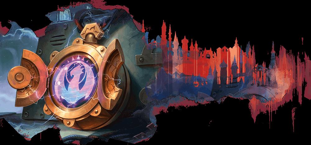 Izzet League   Plane Shift: Magical gathering in D&D