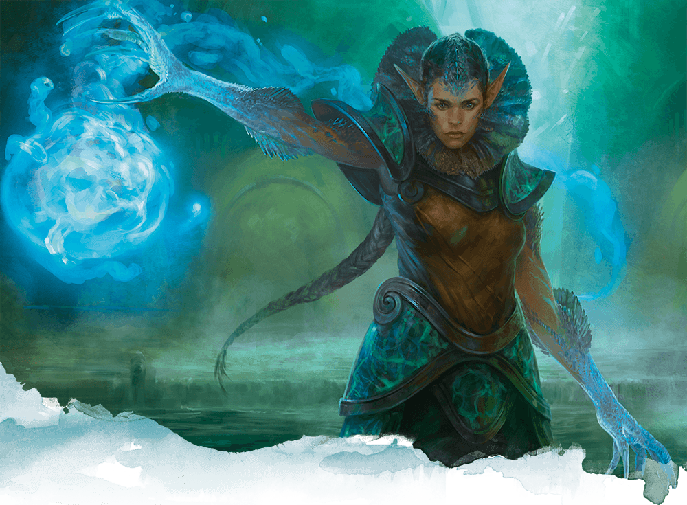 Simic Combine | Plane Shift: Magical gathering in D&D