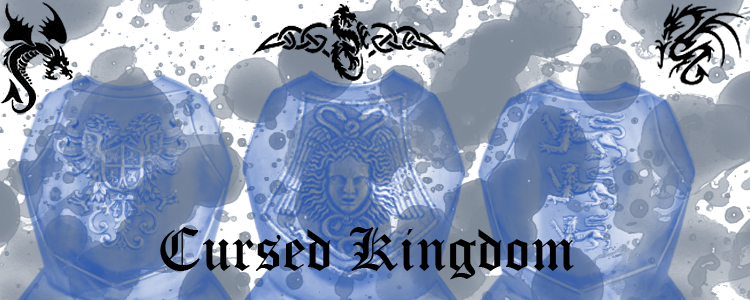 Cursed kingdom banner