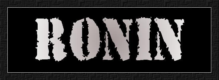 Roninhead