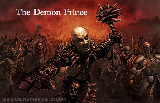 The demon prince