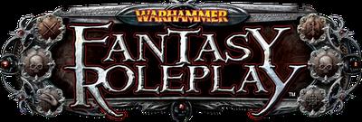 Warhammer fantasy roleplay wfrp logo fantasy flight games
