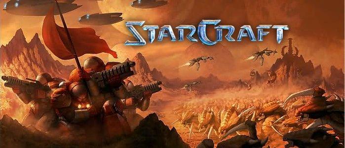 Starcraft banner