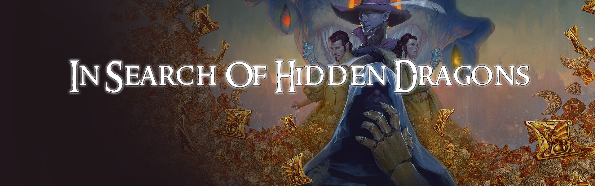 In search of hidden dragons   banner