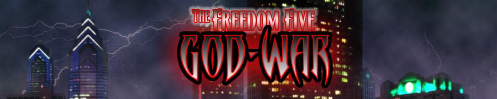 Freedom5godwar