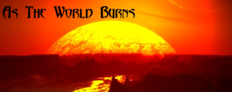 World burns