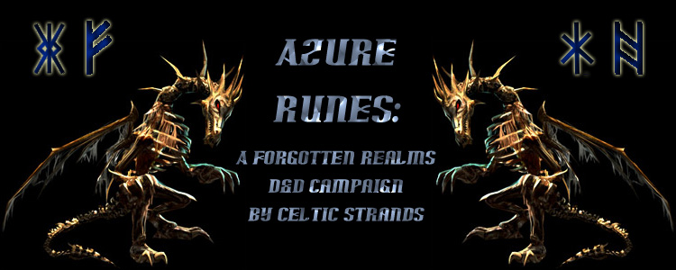 Azure runes