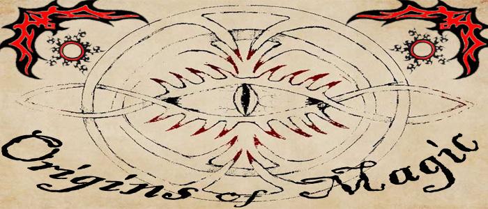 Origins of magic copy