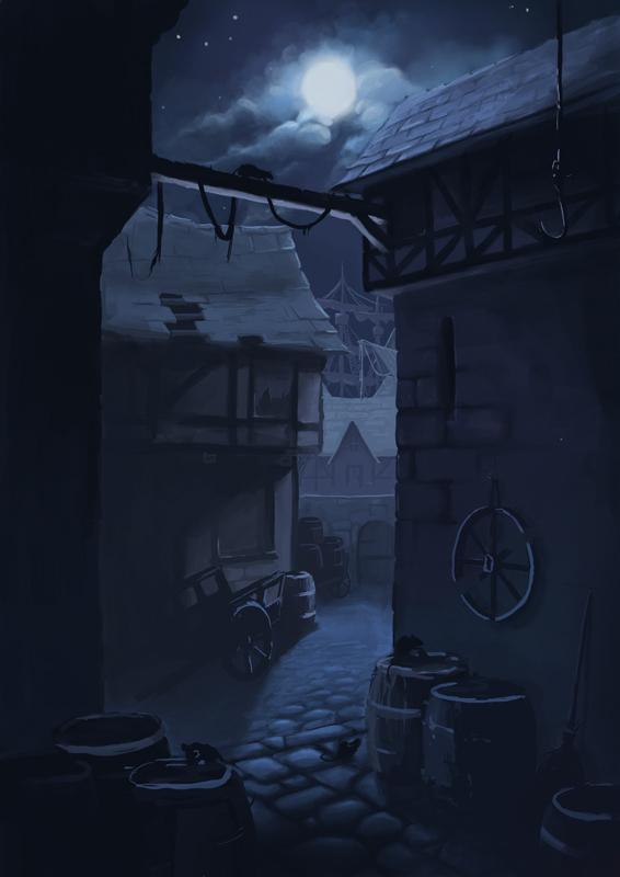 Image result for D&D alley