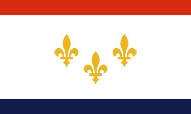 New orleans flag 2