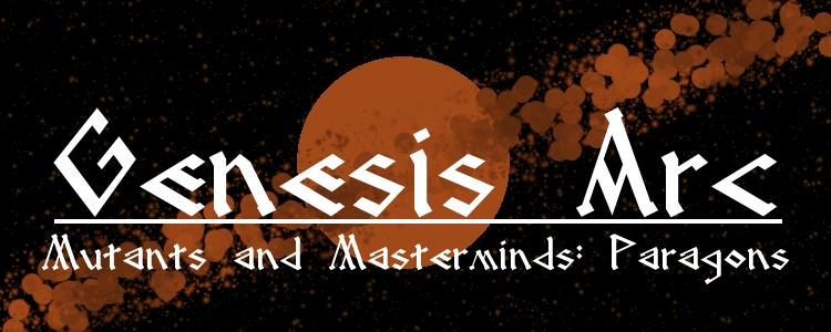 Genesisarc title