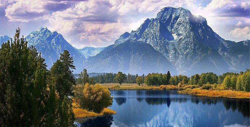 Giant mountains 4
