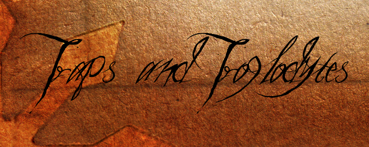 Traps and troglodytes banner1