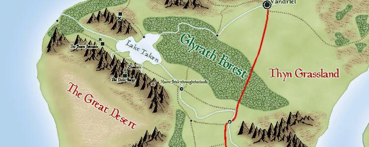 Talorn banner