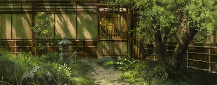 Calin garden