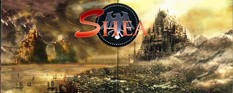Shea banner
