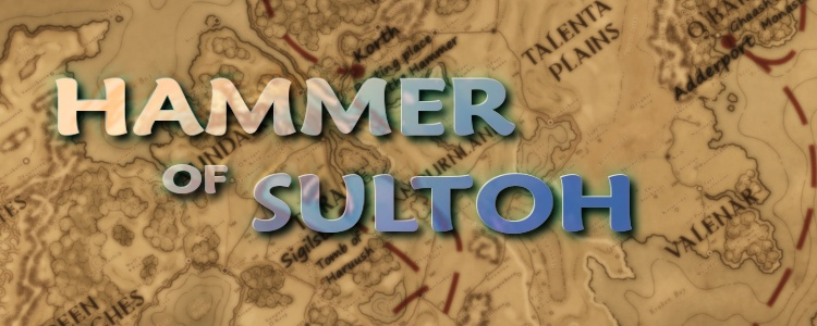 Hammer of sultoh heading