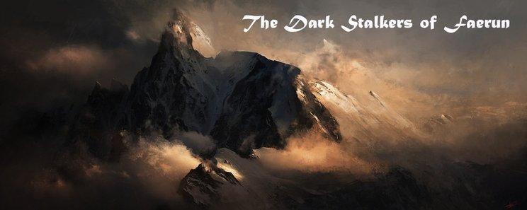 Smaller dark stalker mountain banner