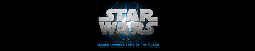 The star wars rise of the fallen logo