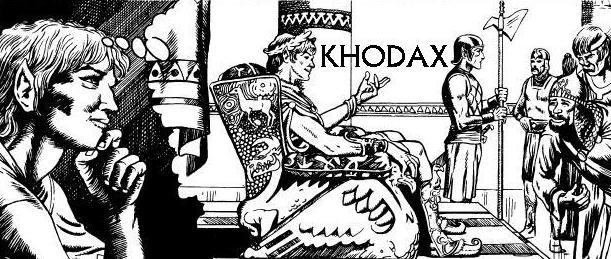 Khodax banner