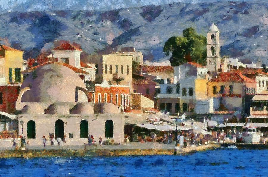 13-painting-of-the-old-port-of-chania-george-atsametakis.jpg