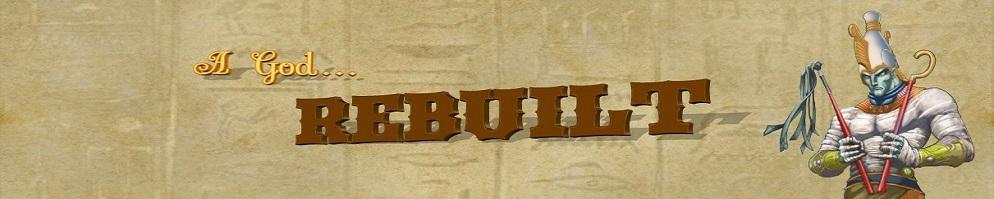 Rebuilt brown banner