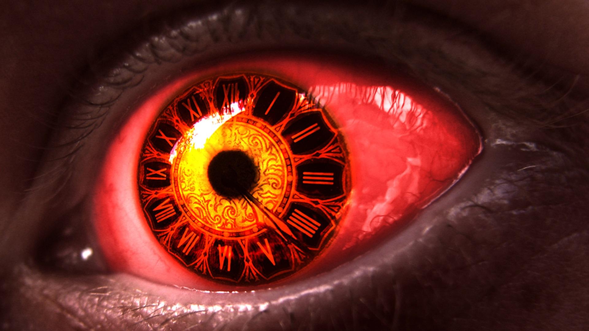 2014 03 clock eyes wallpaper