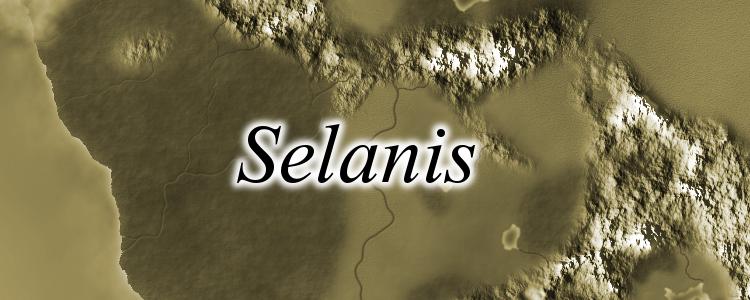 Selanis banner