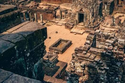 Ruins of Yaramuke