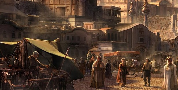 Streets of Tyr