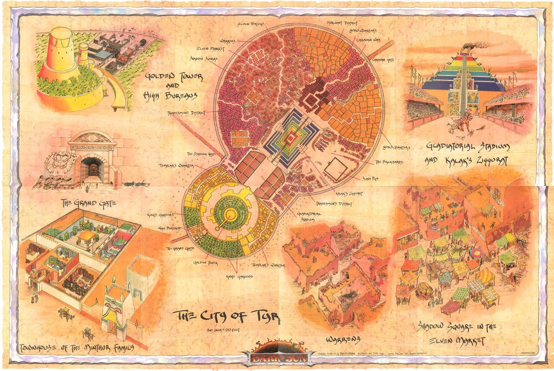 Free City of Tyr