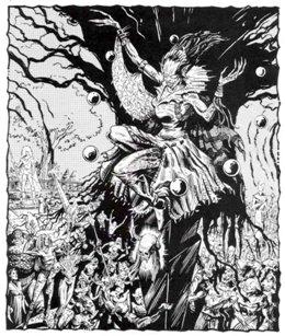 Abalach-Re, Sorcerer-Queen