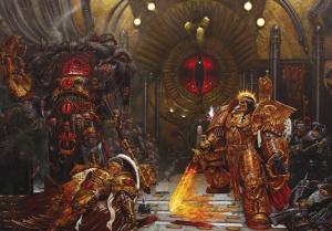 300px emperor vs horus