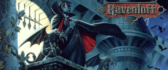 Ravenloft banner
