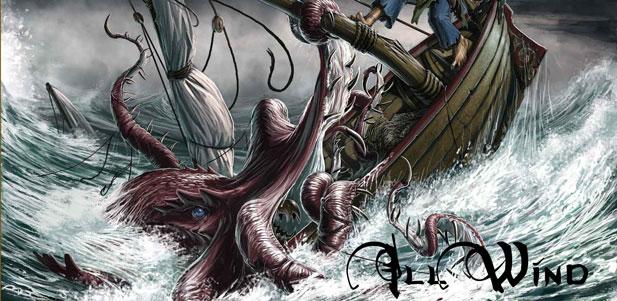 Devilfish attack