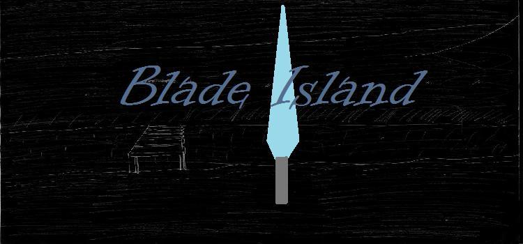 Blade island banner