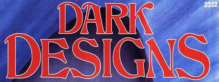 Dark designs banner