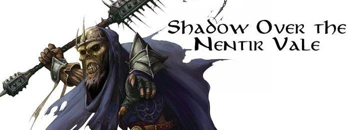 Shadow over nentir valley